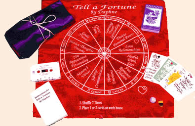 Tell A Fortune Kit by Daphne